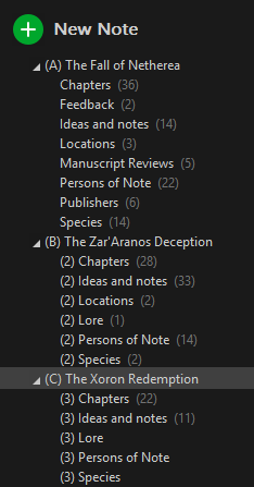 organized stacks of notes.PNG