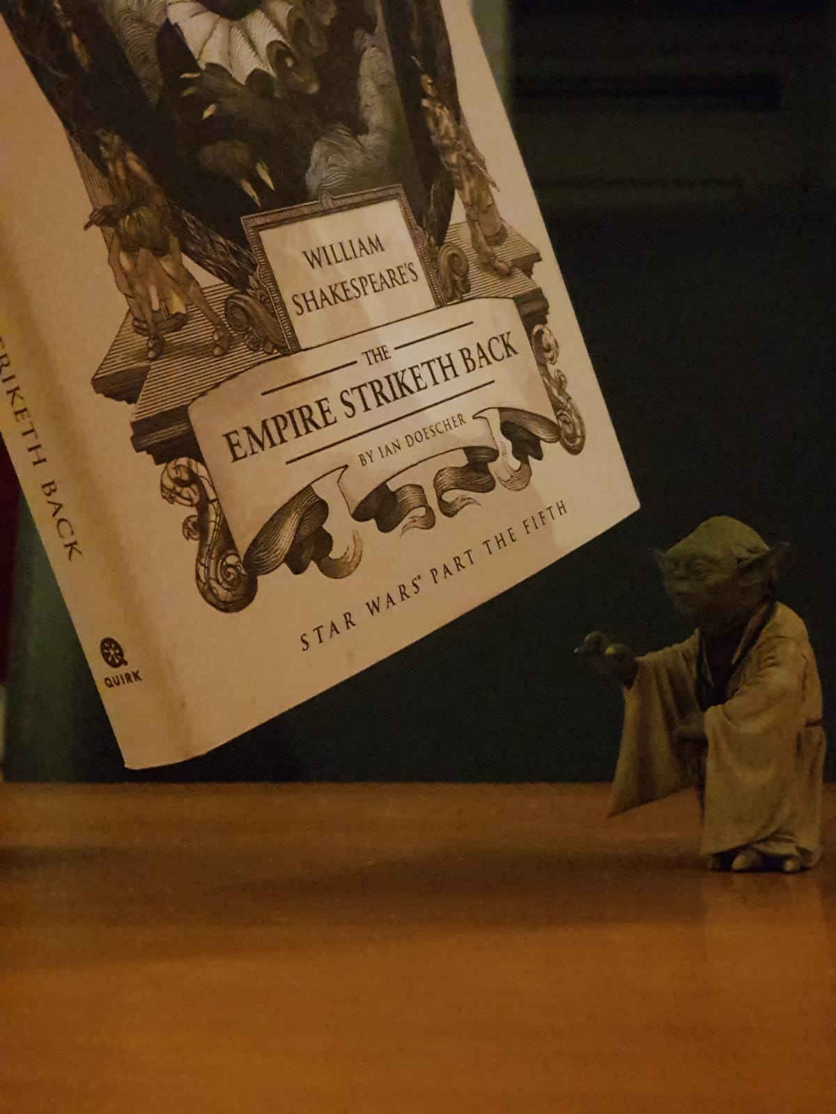 The Empire Striketh Back