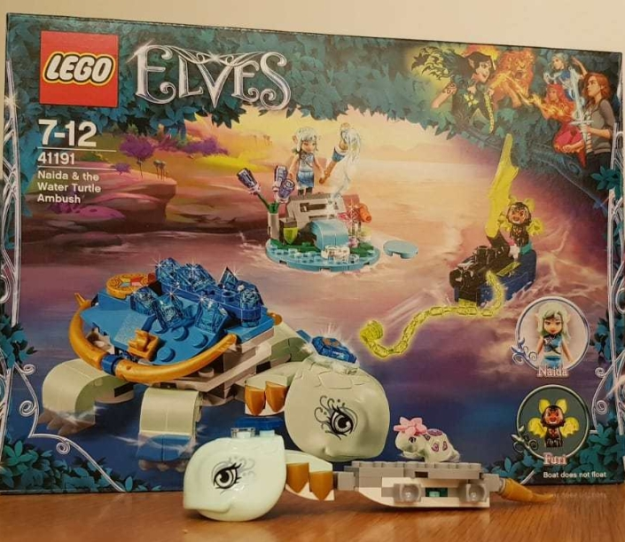 052 - Review - 41191 LEGO Elves 8