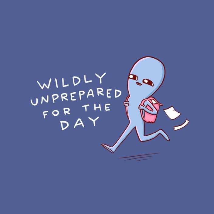 Wildly Unprepared.jpg