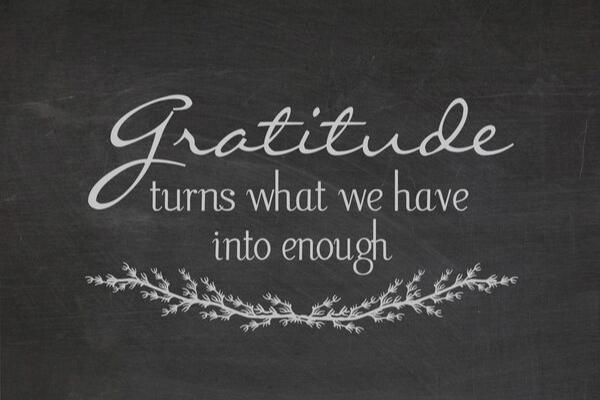 50 Gratitude Quotes + Free PDF Printable! — Sweet PlanIt