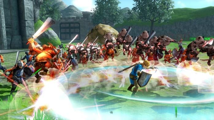 Hyrule Warriors 1