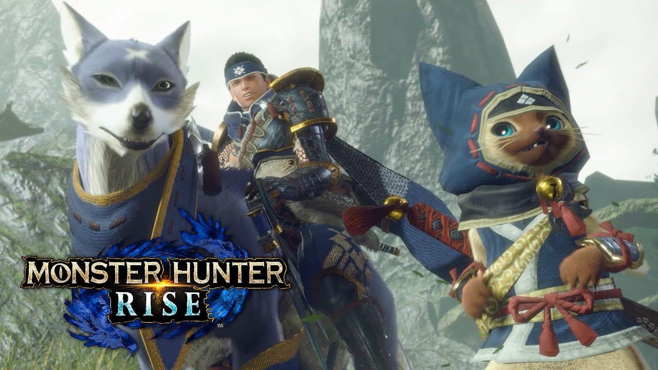 Monst Hunter Rise