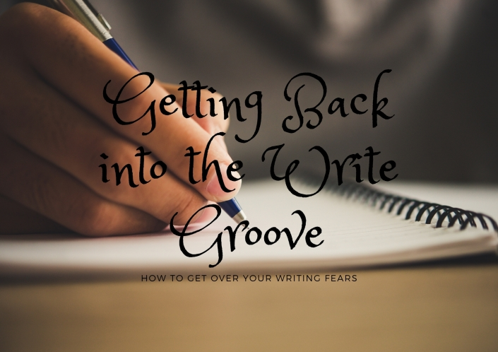 Getting back into the write groove