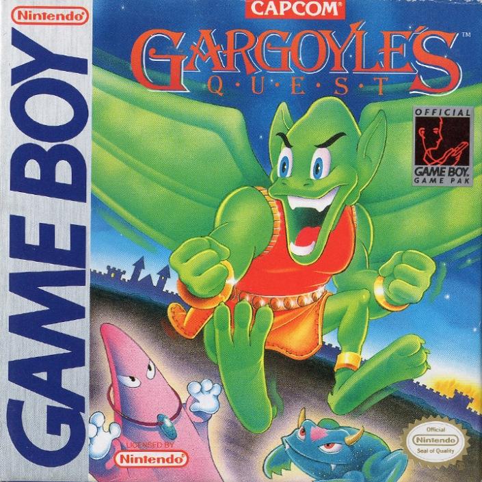 Gargoyle's Quest Boxart